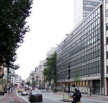 Fleet Building Faringdon Street