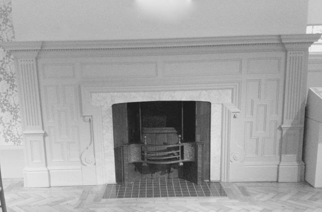 Agnes garrett Fireplace EGA Hosp