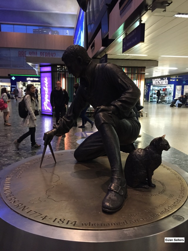 Matthew Flinders & Trim 2