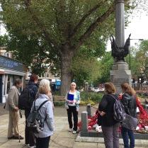 Bermondsey War Memorial