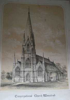 Wanstead Congregational Church Plan